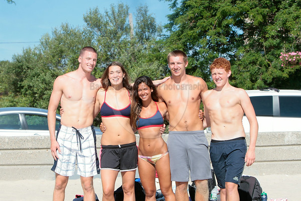 Life Guard Competition 2014
