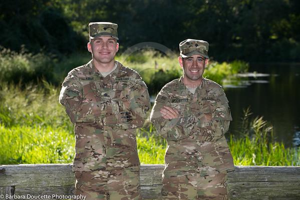 Dan and Josh