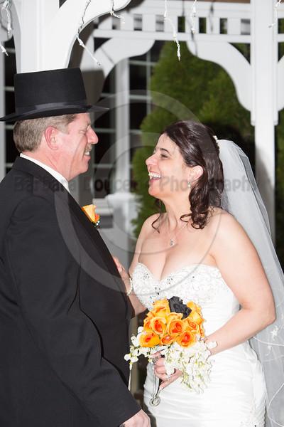 Pam and Wayne Wedding